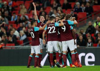 Carabao Cup Fourth Round - Tottenham Hotspur vs West Ham United