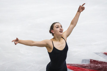 Figure Skating: Skate Canada International