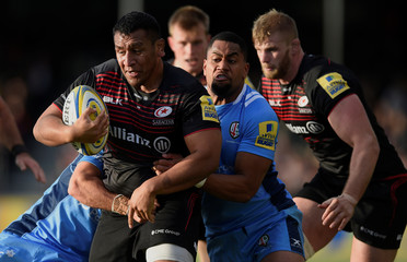 Premiership - Saracens vs London Irish