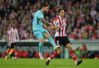 La Liga Santander - Athletic Bilbao vs Barcelona