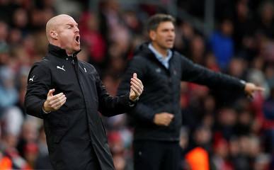 Premier League - Southampton vs Burnley