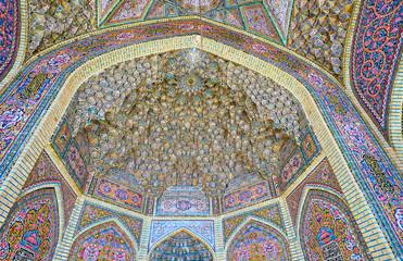 Traditional Islamic architecture, Shiraz, Iran