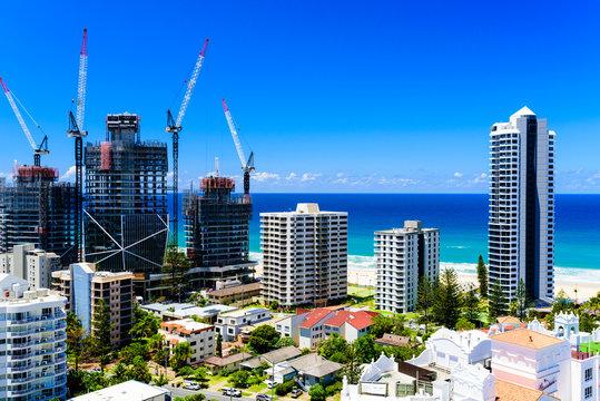 Gold Coast cityscape