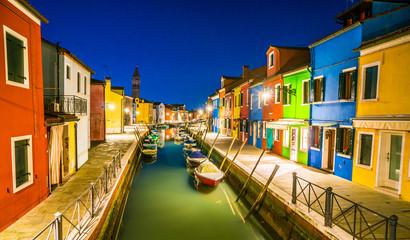 Island. Burano. Italy. Venice