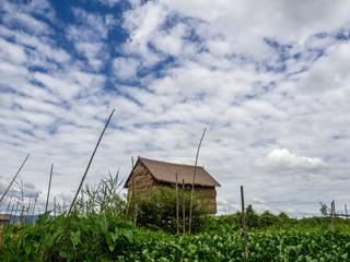 Stilt House at Inle Lake