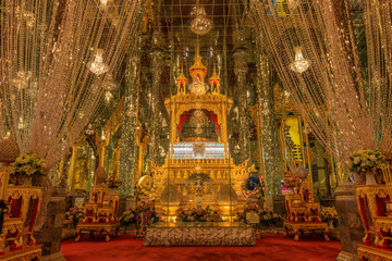 Wat Tha-sung, Beautyful buddhism temple in Uthaithani province , Thailand.