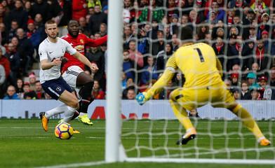 Premier League - Manchester United vs Tottenham Hotspur