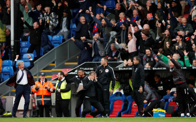 Premier League - Crystal Palace vs West Ham United