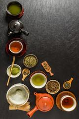 日本の茶 green tea made in Japan