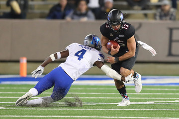 NCAA Football: Memphis at Tulsa
