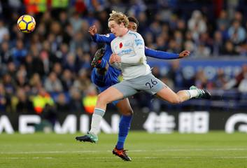 Premier League - Leicester City vs Everton