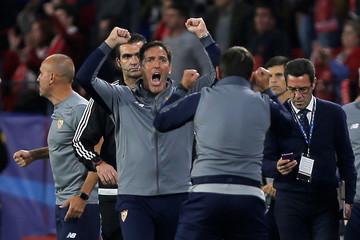 Champions League - Sevilla vs Spartak Moscow