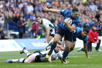 Scotland v France - RBS Six Nations Championship 2016