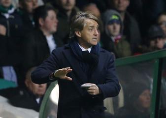 Celtic v Inter Milan - UEFA Europa League Second Round First Leg