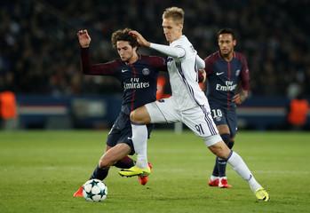Champions League - Paris St Germain vs R.S.C. Anderlecht