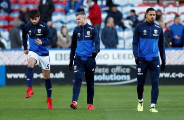 Premier League - Huddersfield Town vs West Bromwich Albion