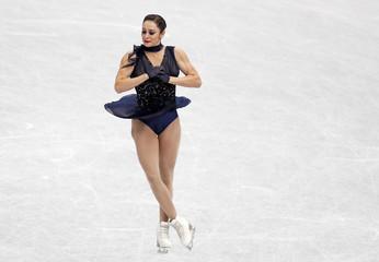 Figure Ice Skating - ISU Grand Prix of Figure Skating Final - Ladies Short Program