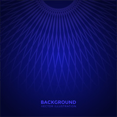 abstract glowing lines background vector illustration