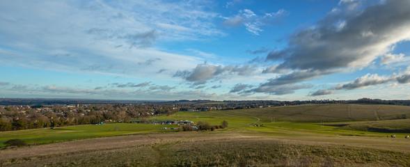 Therfield Heath, Royston, Hertfordshire