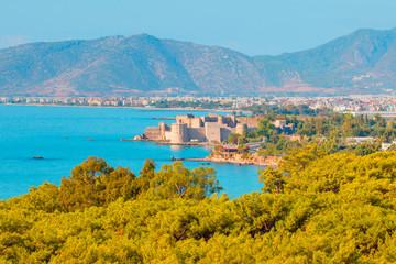 Mamure Castle , Anamur Turkey