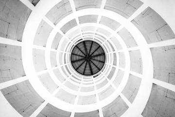Spirale (Schwarz/Weiß)