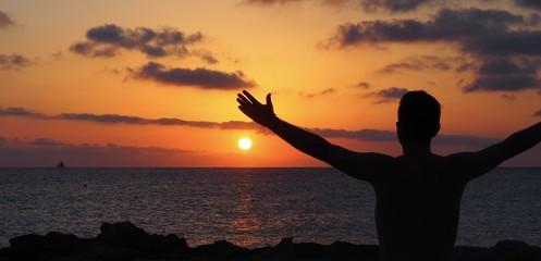 Atardecer de Formentera
