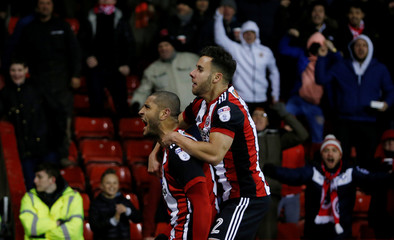 Championship - Sheffield United vs Bristol City