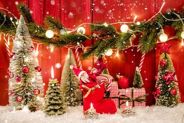 weihnachten karte