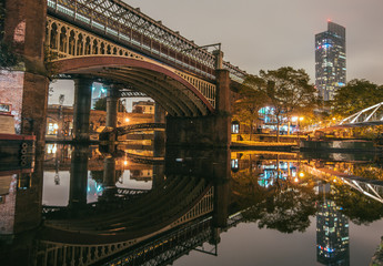 Manchester Reflections