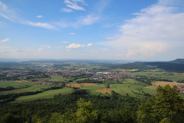 Picture from the Hohenzollern castle