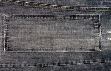 jeans texture background blue