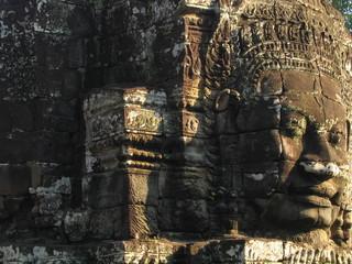 Templos de Angkor en Camboya (Asia). La ciudad perdida de los templos del antiguo reino jemer