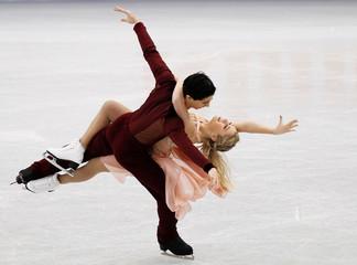 Figure Ice Skating - ISU Grand Prix of Figure Skating Final - Junior Ice Dance Free Dance