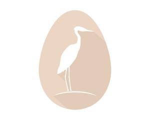 egg stork