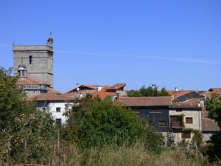 La Alberca (Salamanca) Pueblo  con encanto de Castilla y León (España)