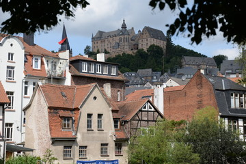 Landgrafenschloss in Marburg