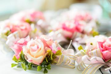 Rose flower for wedding decoration