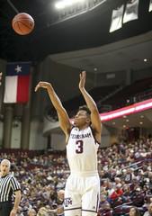 NCAA Basketball: Prairie View A&M at Texas A&M