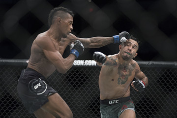 MMA: UFC Fight Night-Fresno-Perez vs Alcantara