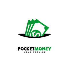 Pocket money logo