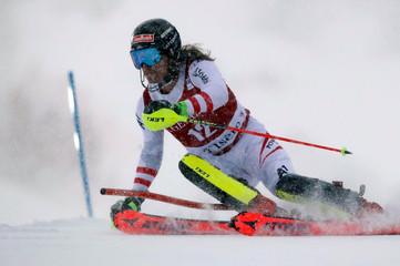 Skiing - Men's Alpine Ski World Cup Slalom