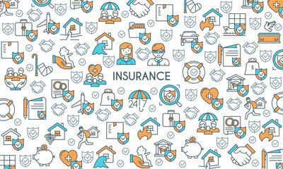 banner on theme insurance