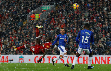 Premier League - Liverpool vs Everton