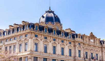 Registry of the Paris Commercial Court. Paris. France.