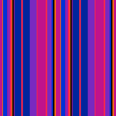 Seamless stripes pattern with neon color..