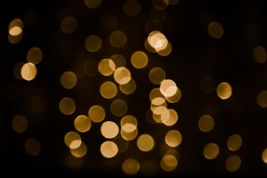 Beautiful Overlay bokeh light texture