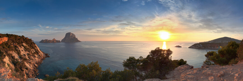 Es Vedra Ibiza sunset