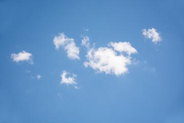 Clousd into the sky