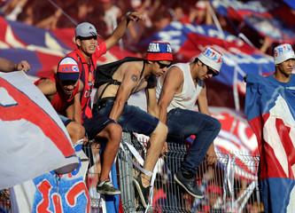 Paraguayan championship - Cerro Porteno v Sol de America