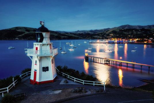 Banks Peninsula Christchurch New Zealand